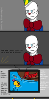 Connective State (FNAF Comic) Pt.2 by Blustreakgirl