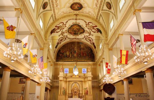 St. Louis Cathedral by mystic552