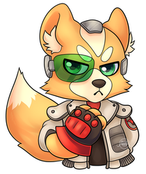 Foxtober - Day 2 by Seoxys6