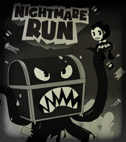 Bendy in: Walking The Plank by Gamerboy123456