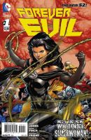 Superwoman  Forever Evil by ArchiveSW