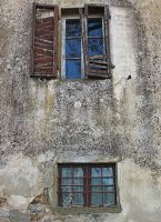Rope to the windows by seianti