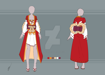 Adoptable - Outfit 14 SOLD by Asgard-Chronicles