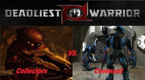 Deadliest Warrior ME2 vs. HCEC by Lord4536