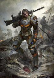 Deathstroke the Terminator - Unmasked by theDURRRRIAN