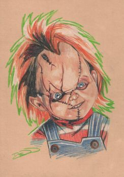 Chucky - Childs Play by J-Redd