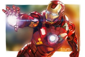 I'm Iron Man by the-evil-legacy