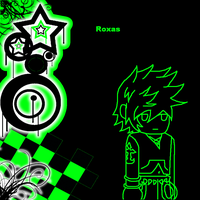 Rave roxas by RoxasNaruLuver