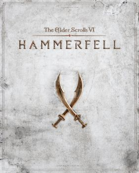 The Elder Scrolls VI: Hammerfell Cover Art