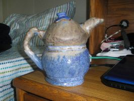 Explorations 01 - Teapot by artisticTaurean