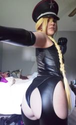 Mistress Cammy Teaser by SynthetikaCosplay