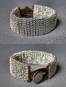 Chain Wrap Bracelet by Madizzo