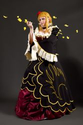 Beatrice the Golden Witch by Maticomp