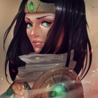 Sivir by simoneferriero