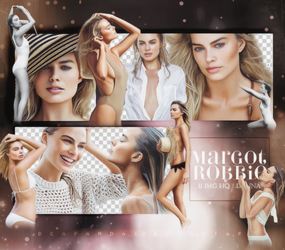 Pack Png 513 // Margot Robbie by BEAPANDA