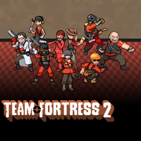 Team Fortress - Pokemon Style by 44tim44