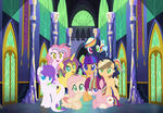 My Completed My little Pony Next gen by theponygaming