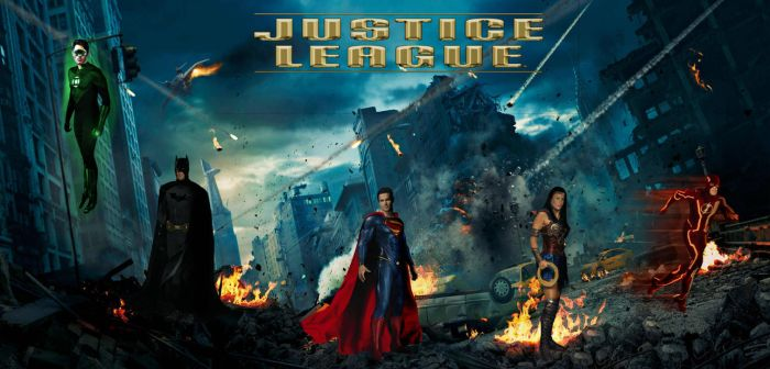 Justice League Movie by QWoods