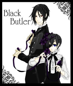 Black Butler by Bumble-Pop