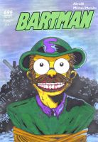 Diddle me this, Bartman by MichaelMorales