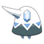 Koritori, Blizzardbound Fakemon by Smiley-Fakemon