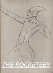 Rocketeer Go. by gARY519mOORE