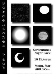 Screentones Night Pack by bakenekogirl