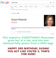 GMO Monsanto Susan by paradigm-shifting