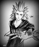 Axel by Cate397
