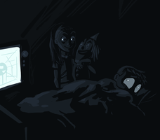 can't sleep clown will eat me by echidnite