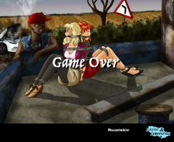 Keyer and Chrystel Game Project (Roadside 1-1) by Birgu