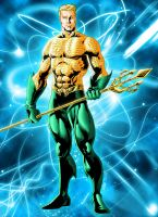 New 52  Aquaman by JeanSinclairArts