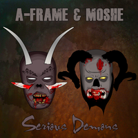 Serious Demons album cover by cyantiffic
