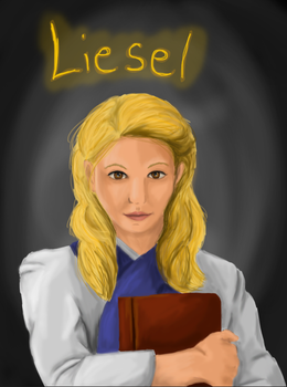 the book thief fans gallery liesel the book thief by bowtiemysoul