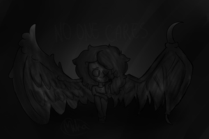 No One Cares by MikaMilaCat