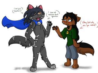 I can not answer that question (Redraw) by TuffyKat