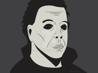 Michael Myers by icemyeyes