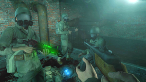 Call of Duty Black Ops 3 Zombies Gameplay Screen by Boznean