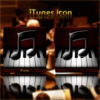Simple iTunes Icon by Schulerr