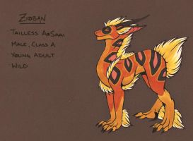 Zioban Ref - Tailless AoSaai by Emi-Kay