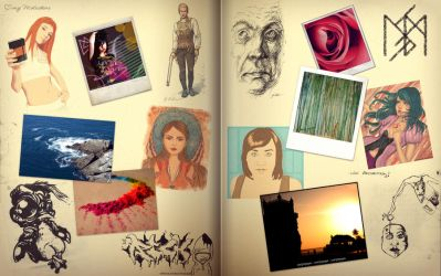 VirtualMoleskine Project p.3 by pica-ae