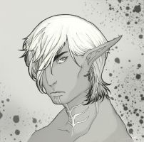 Fenris Fanart by TheCuriousFool