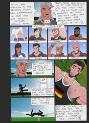 Cup Check: Chapter 2 - Page 8 by spiralqq