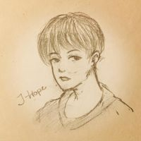 Jhope  by Ailizerbee08