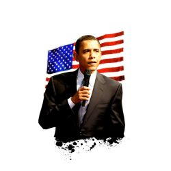 Barack Obama - He is The Man by Agneli
