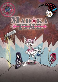Madoka Time by cheshyre-drops
