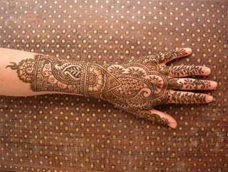 Mehendi by ahurocks