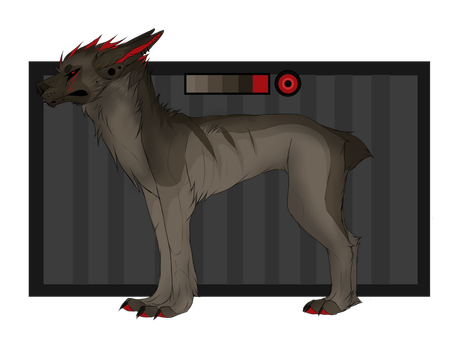 Demonic Wolf OTA {Closed} by CarnivorousX