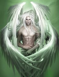 The angel by heise