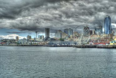 Goodbye seattle by avatare